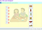 Are you hungry? | Recurso educativo 39019