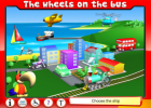 The wheels on the bus | Recurso educativo 39409