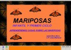 Mariposas | Recurso educativo 39485