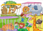 Webquest: The zoo | Recurso educativo 43125