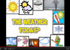 Song: What is the weather? | Recurso educativo 50064