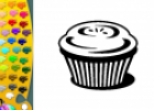 ¡A Colorear!: Muffin | Recurso educativo 28886