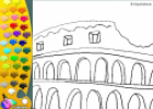 ¡A Colorear!: Roma | Recurso educativo 29669