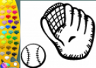 ¡A Colorear!: Beisbol | Recurso educativo 29819