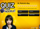 St. Patrick's day quiz | Recurso educativo 67237