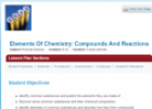 Elements of chemistry: Compounds and reactions | Recurso educativo 69736