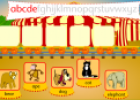 Alphabet animals | Recurso educativo 78262