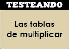 Las tablas de multiplicar | Recurso educativo 353149