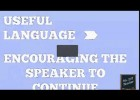 Speaking tips 3 | Recurso educativo 684691