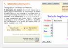 Estadística descriptiva: gràfics en variables qualitatives | Recurso educativo 752005