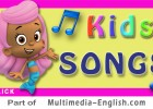 SG8 English for kids - Songs SM | Recurso educativo 763660