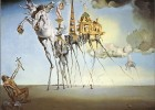 The Temptation of St. Anthony, 1946 - Salvador Dali. | Recurso educativo 771585