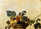 """Basket of Fruit"" by Caravaggio 