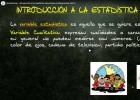Introducción a la Estadística Descriptiva unidimensional | Recurso educativo 776336