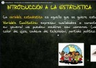 Introducció a l'estadística descriptiva unidimensional | Recurso educativo 776703